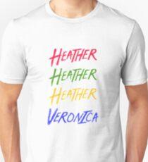 Beautiful | Heathers Slim Fit T-Shirt