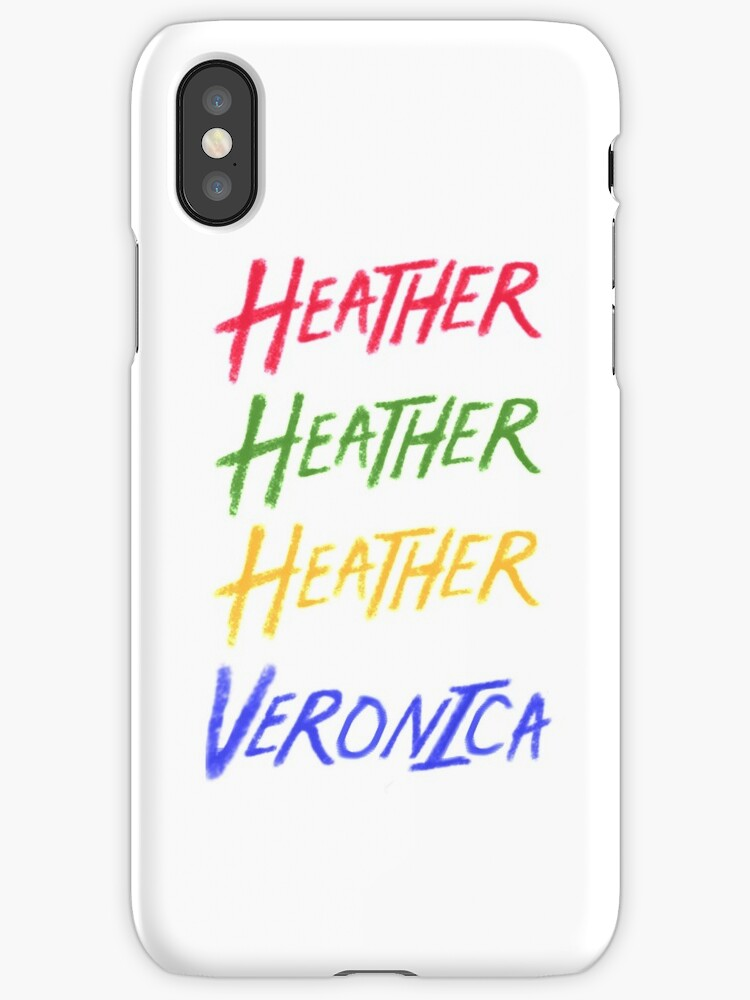 how to add calendar to iphone quot beautiful heathers quot iphone cases amp covers by ellecim 4705