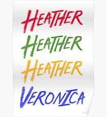 Beautiful | Heathers Poster