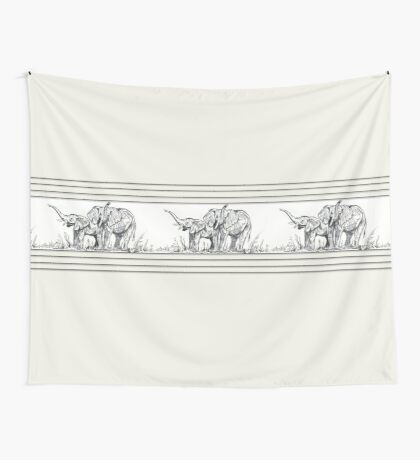 Lodge décor – Africa's Giant Mix & Match Throw Pillow Wall Tapestry