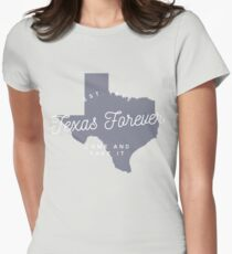 Texas Shirts: Texas Forever With Come and Take It Slogan T-Shirt