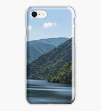 Gentle Breeze - Mountain Lake Ruffled by the Wind iPhone Case/Skin