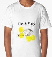 Fish and Fungi Long T-Shirt