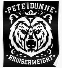 Pete Dunne bruiserweight Poster