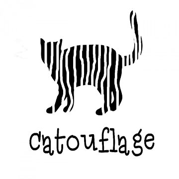 Catouflage by snoogytees