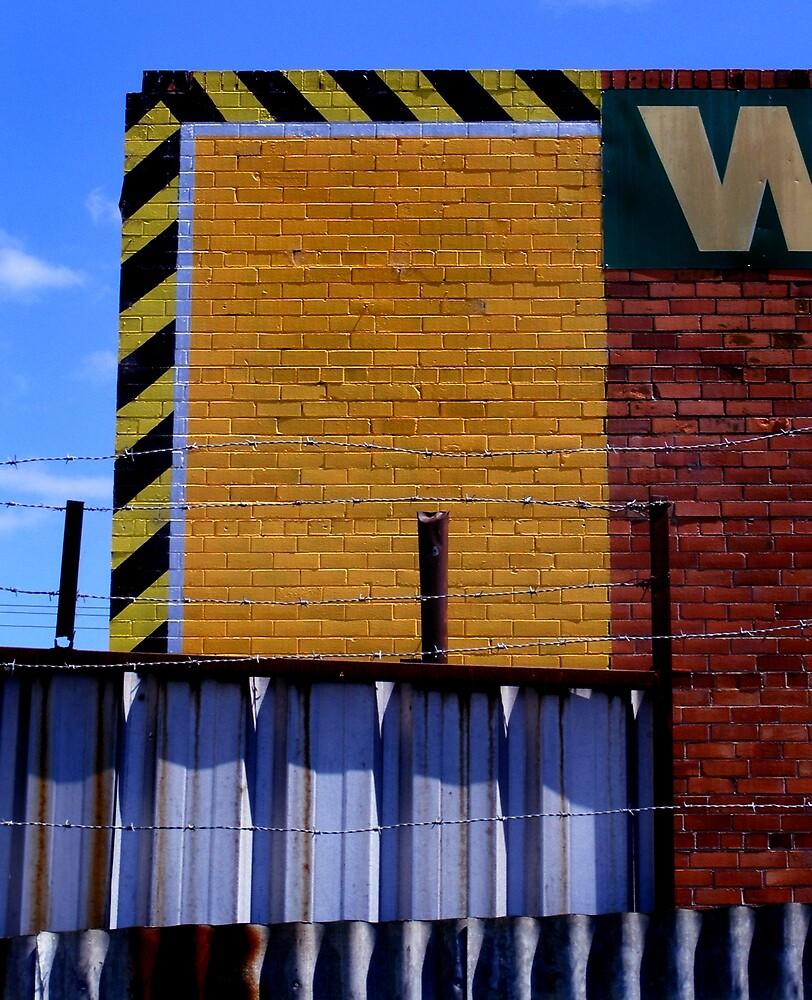 Wonderwall by Bruce  Watson