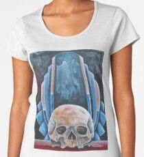 Skull Deco Women's Premium T-Shirt