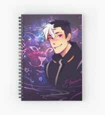 Space Daddy Spiral Notebook