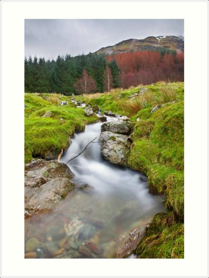 Loch Voil by Ben Stevens