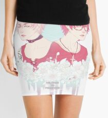welcome to paradise Mini Skirt