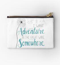 I want Adventure Studio Pouch