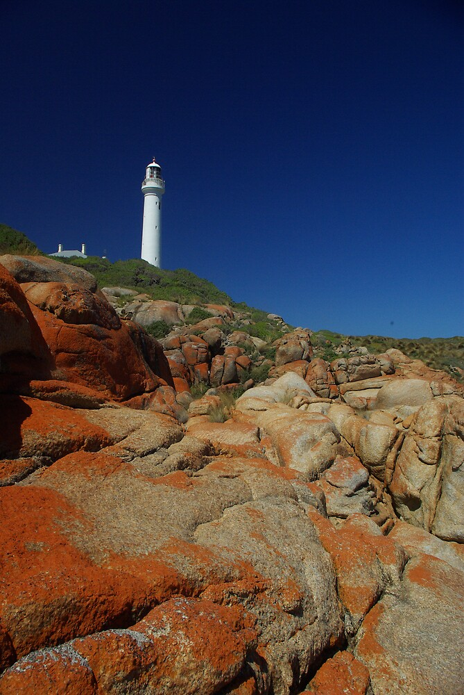 Point Hicks Lighthouse by EllenMaree