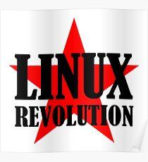 Linux Revolution Large Poster