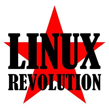 Linux Revolution Large by deanonet