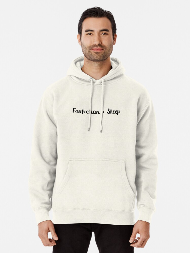 Alternative Ansicht von Fanfiction> Schlaf Hoodie