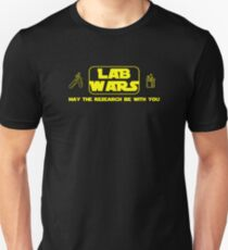 Lab Wars - May the research be with you ! T-Shirt