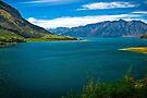 Lake Hāwea by Yukondick