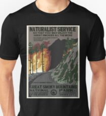 National Parks 2050: Great Smoky Unisex T-Shirt