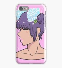 Flower Girl iPhone Case/Skin