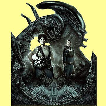 alien covenant by unyilusrok