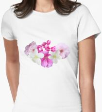 Springtime Blossoms  Women's Fitted T-Shirt