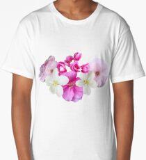 Springtime Blossoms  Long T-Shirt