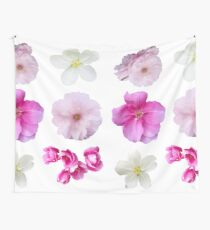 Springtime Blossoms  Wall Tapestry
