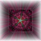 Fractal Perceptions-Available As Art Prints-Mugs,Cases,Duvets,T Shirts,Stickers,etc by Robert Burns