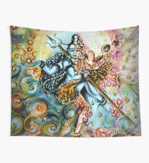 Shiva Shakti Wall Tapestry