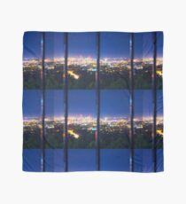 View of Brisbane City from Mount Coot-tha Scarf