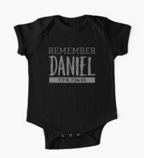 Anti-Trump T-shirt - Remember Daniel  Kids Clothes