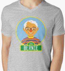 2020 Bernie Street Men's V-Neck T-Shirt