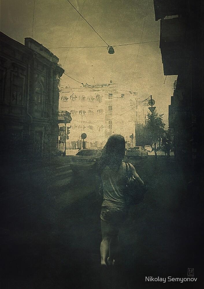 short summer nights by Nikolay Semyonov
