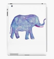 water color elephant iPad Case/Skin