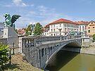 Dragon Bridge by Graeme  Hyde