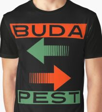 BUDAPEST Graphic T-Shirt