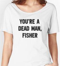 half man half biscuit lyrics Women's Relaxed Fit T-Shirt