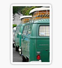 Volkswagen VW Bus -1607c Sticker