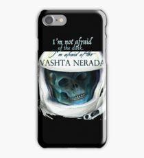 Vashta Nerada iPhone Case/Skin