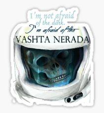 Vashta Nerada Sticker