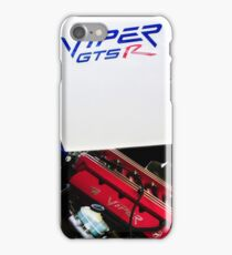1998 Dodge Viper GTS-R Engine -0311c iPhone Case/Skin