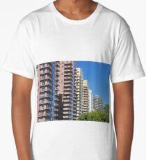 Long Beach Legos Long T-Shirt