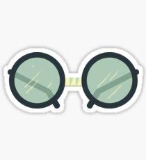 Harry's Glasses Sticker