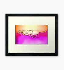 yolanda Framed Print