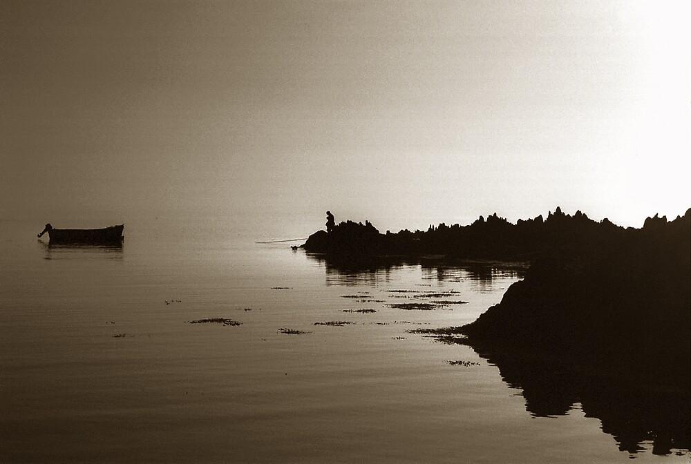 Boatman of Kearney by ragman