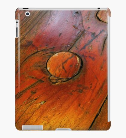 iWood Knot Miss This. iPad Case/Skin