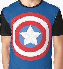The Captain Shield Graphic T-Shirt