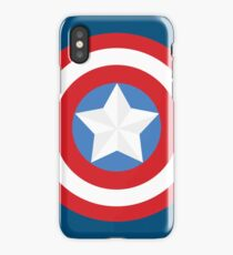 The Captain Shield iPhone Case/Skin