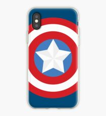 The Captain Shield iPhone Case