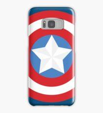 The Captain Shield Samsung Galaxy Case/Skin
